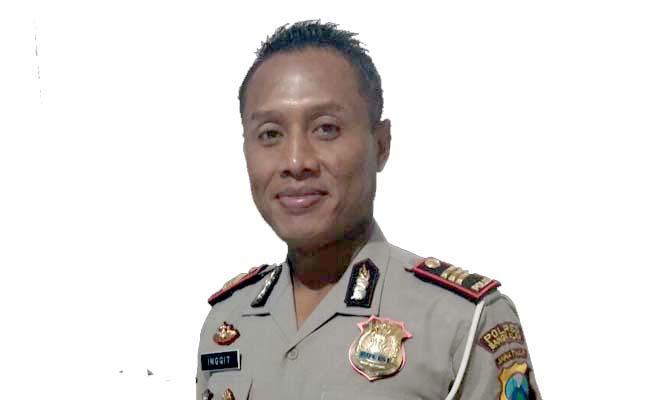 Kasat Lantas Polres Bangkalan AKP Inggit Prasetiyanto