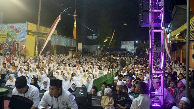 Pesta Sejuta Ketupat Semarakan Launching Bisham Waterpark Chenoa