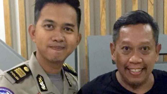 Putra Komedian Kondang Tukul Arwana Calon Kasat Lantas Kabupaten Probolinggo