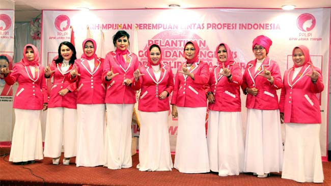 Fatma Saifullah Yusuf Berpesan PPLIPI Harus Perjuangkan Permasalahan Perempuan