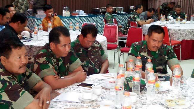 Forkopimda Kabupaten Mojokerto Siap Amankan Malam Pergantian Tahun