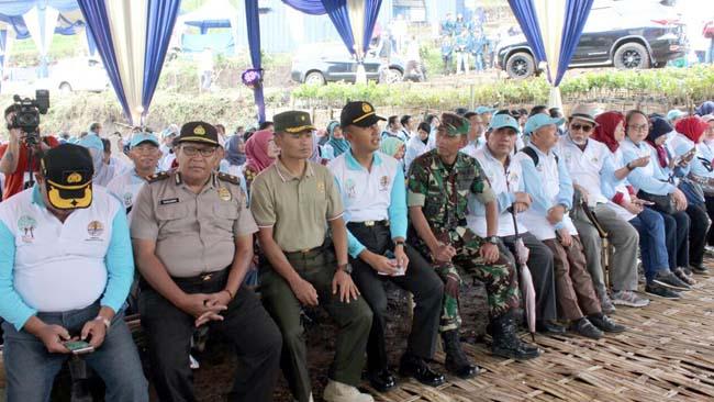 Kodim Malang-Batu Dukung Program Menanam Pohon Nasional 2017