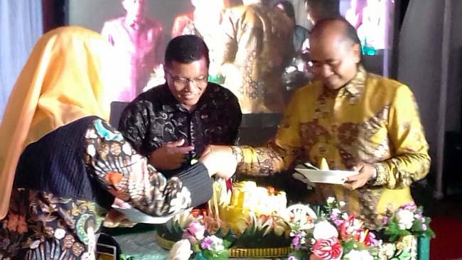 Pangdam VBrawijaya Resmikan Renovasi Pendopo Agung Trowulan