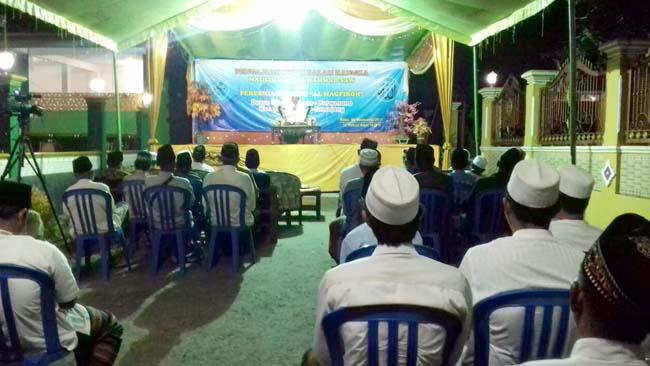 Resmikan Masjid Al - Magfiroh, Bupati Berpesan agar Masyarakat Selalu Jaga Kerukunan