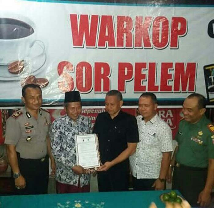 3 Perguruan Silat MoU Perdamaian bersama Polri-TNI