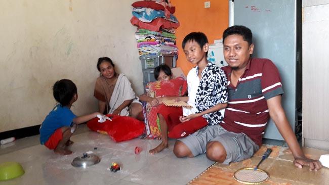 Bantuan Mulai Berdatangan, Diterapi Abi Vidarta, Dava Mulai Membaik