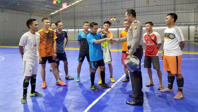 Komunitas Futsal Jalan Baluran Situbondo Deklarasi Melawan Hoax