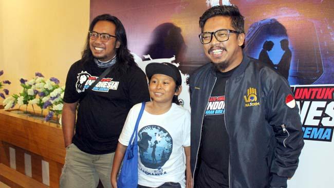 Apresiasi Karya Arek Malang, Dewa Kresna Ajak Nobar DBA 2
