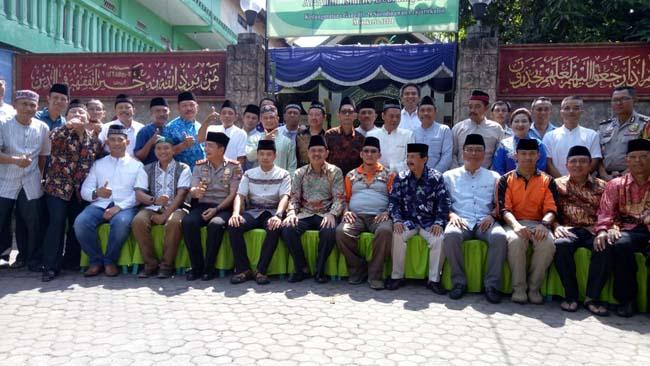 Dandim 0815 Halal Bihalal Bersama LCC dan Keluarga Besar Ponpes Al Khodijah
