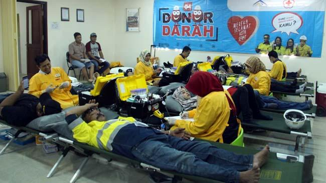 BSI Banyuwangi Gelar Donor Darah
