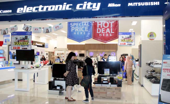 Electronic City Kenalkan E-Cityzen