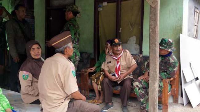 HIPPRADA Kota Mojokerto Kunjungi Lokasi TMMD Desa Jembul
