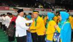 PG Lepas Keberangkatan 313 Calon Jemaah Haji