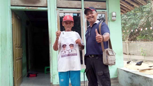 Mbah Tokin, Kakek Berumur 106 Tahun Siap Ikut Tajemtra