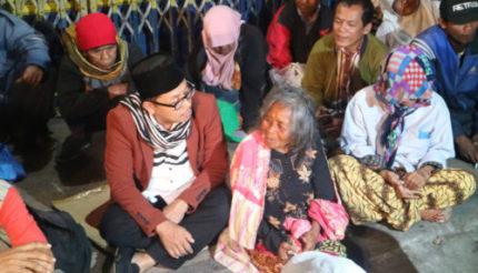 Walikota Malang Pantau Anjal dan Gepeng di Jalanan