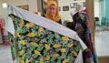Batik Lamongan Mampu Bersaing di Pasar Internasional