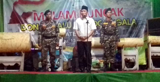 Masyarakat Lumajang Antusias Sambut Konser Islami Donasi Palu dan Donggala