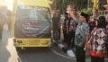 Warga Lamongan Kirimkan 34 Truk Bantuan ke Sulawesi Tengah