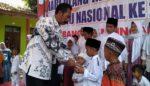 PGRI Cabang Kecamatan Mlandingan Santuni 150 Anak Yatim