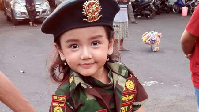 Bocah 3 Tahun Sabet Juara Ikon Sosmed Pilihan Netizen Instagram