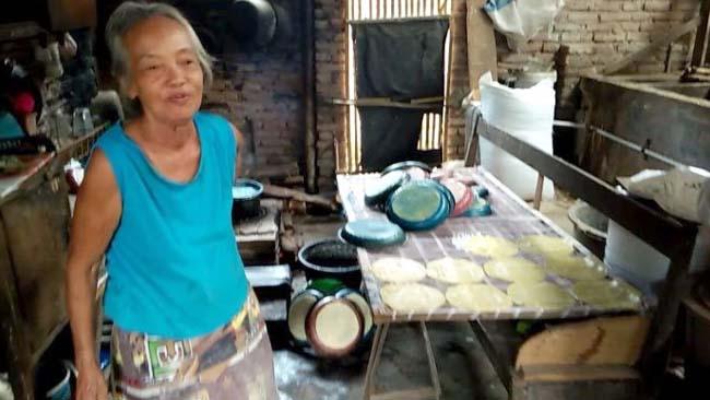 Kerupuk Singkong, Produk Unggulan Dusun Giling Kasembon