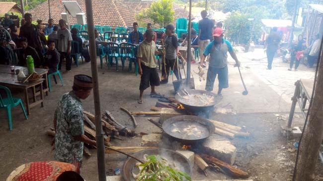 Sanggring, Tradisi di Desa Tlemang Berusia Ratusan Tahun
