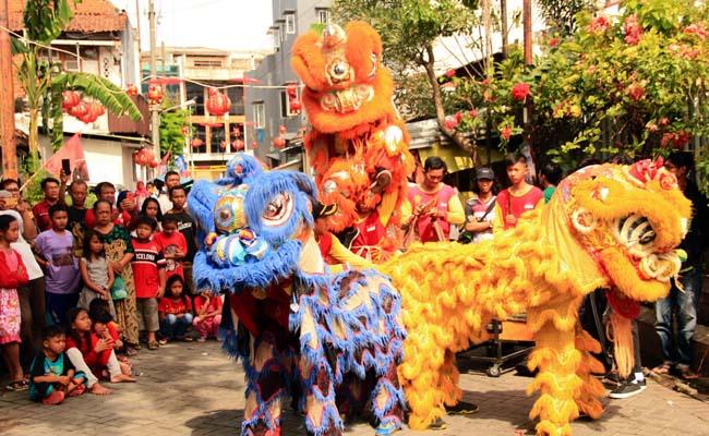 Barongsai, Budaya Leluhur Tionghoa yang Tak Lekang Oleh Zaman