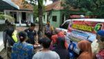 TNI – POLRI dan Forkompika Sidoarjo Bahu Membahu Bantu Korban Angin Puting Beliung
