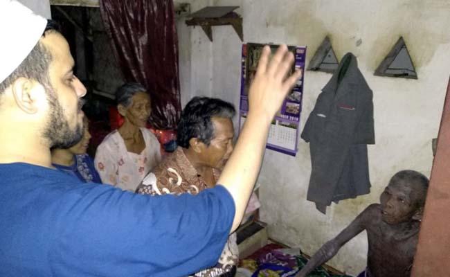 Respon Cepat Walikota Probolinggo ! Dapat Info Dari Sosmed, Langsung Datangi Rumah Pak Djuhar