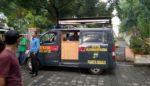Warga Antusias Pelayanan Publik Polresta Sidoarjo di Car Free Day