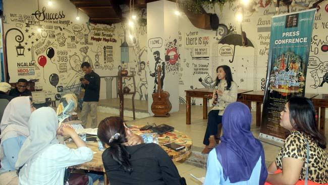 Angkat Budaya Daerah, Matos Gelar Eksotika Budaya Jawa Timur