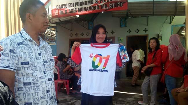 Relawan Jokowi Kota Batu, Bakti Sosial Pengobatan Gratis