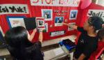 Mahasiswa Ikom UK Petra Gelorakan Kampanye 'Anti Bucin'