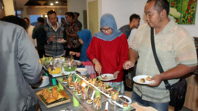 Ramadan ala Whiz Prime Hotel, Buka Puasa Rp 75.000 All You Can Eat