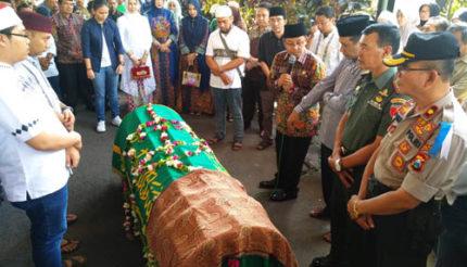 Walikota Malang Iringi Kepergian Mantan Ketua DPRD