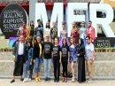 Usung Konsep Trend Fashion 2020, Malang Fashion Runway Tampilkan Ratusan Busana