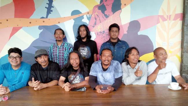 Koeboe Sarawan Buka Pameran Lukis September Art Month 2019 di Lembah Metro Resort