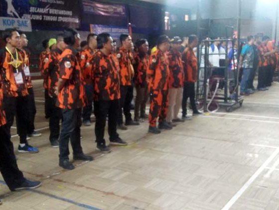 Pemuda Pancasila Gelar Kejuaraan Bulu Tangkis, Semarakkan HUT ke 18 Kota Batu dan HUT ke 60 PP